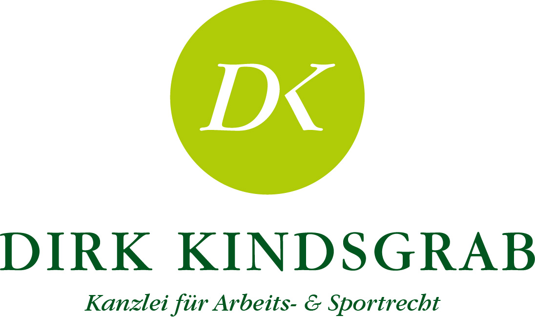 Dirk Kindsgrab - Kanzlei für Arbeits- & Sportrecht Logo